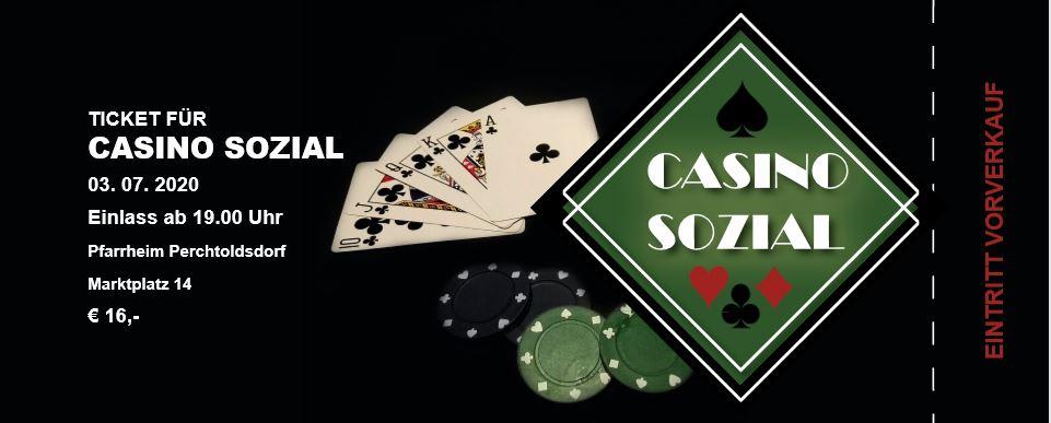 Casino Eintritt